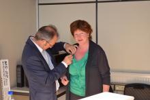 Gouden opsteker 2011: Hilde E. Gerard