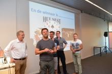 Gouden opsteker 2013: Brouwerij Het Nest